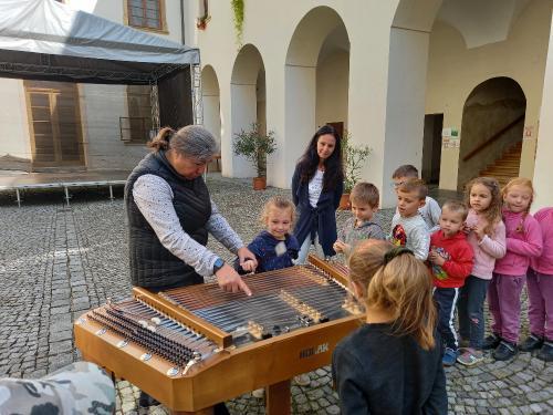 Návštěva kláštera