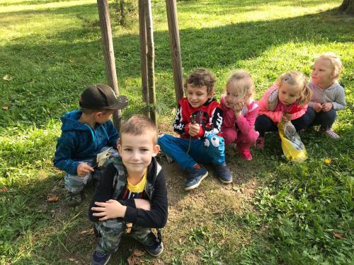 Dětská hřiště, parky, zahrady, les